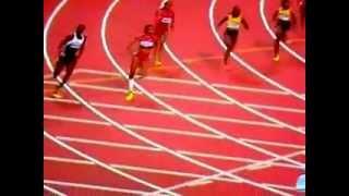 Allyson Felix  Gold in Women's 200-Meter Sprint 2012 London Olympics video