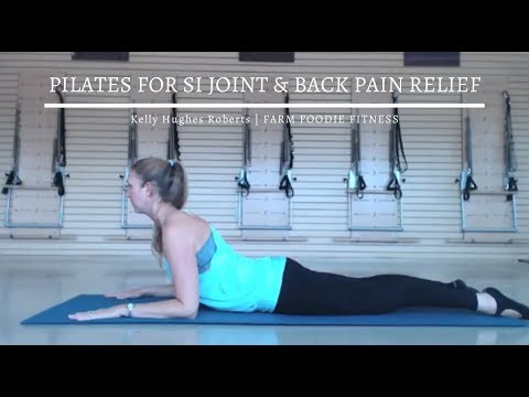 Pilates for SI Joint & Back Pain Relief