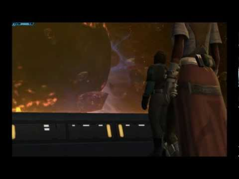 SWtOR Jedi Knight Story Cutscenes Pt. 15 [Chapter 1 / Uphrades / Light Side]