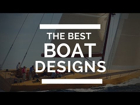 Wooden Boat Plans - How to Build a Boat