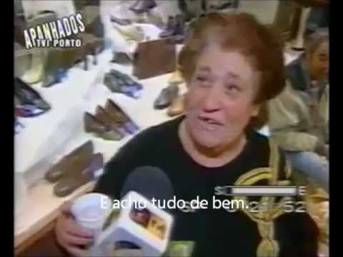 Apanhados TVI Porto - Dona Helena (legendado)