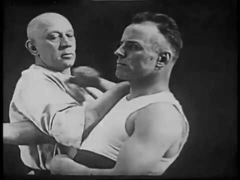 1925 (New) Self Defence System Taught Too Paris Police