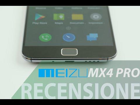 Meizu MX4 Pro, recensione in italiano