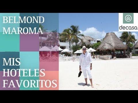 Hotel Belmond Maroma (World's most amazing hotels) Mexico | Mis hoteles favoritos