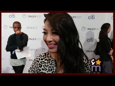 Arden Cho Would Date Which TEEN WOLF Character? Season 5 Paleyfest 2015 Interview