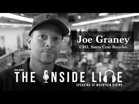 Santa Cruz Bicycles CEO Interview - The Inside Line Podcast