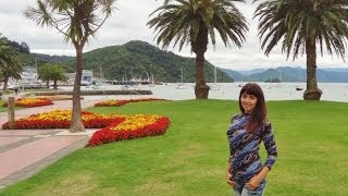 New Zealand Beautiful Towns - Picton