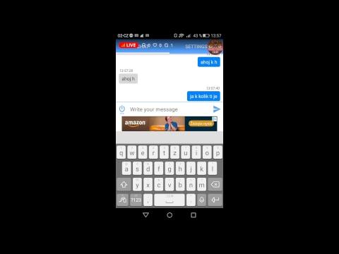 Omega Live-Chat