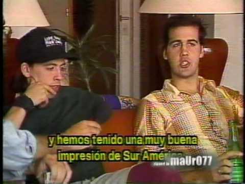 Nirvana en Argentina (Sabado Taquilla, TVChile)
