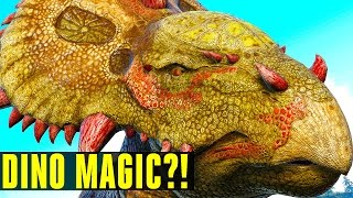 pachyrhinosaurus magic dino how to tame everything you need to know ark survival evolved 252