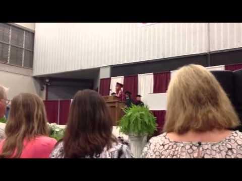 Danville High School Class of 2013 Commencement Address