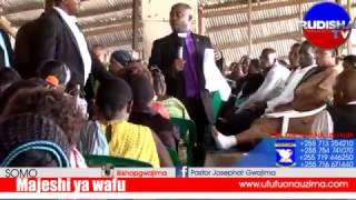 VITA NA MAJESHI YA WATU WALIOKUFA 4/5 Bishop Dr Gwajima - bonyeza SUBSCRIBE