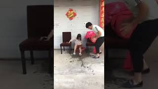Funny clip girl and boy