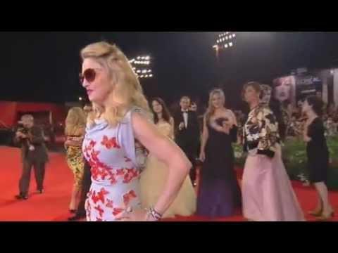 """Madonna - """"W.E."""" World Premiere - Venice Film Festival 2011"""