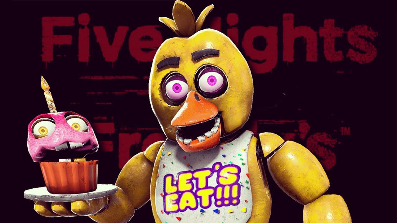 NO ERES VALIENTE... | Five Nights at Freddy's