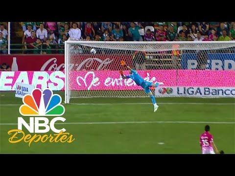 Gol de Hirving Lozano: León 0-1 Pachuca | Liga MX | NBC Deportes