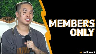 Members Only Interview: Talks Hometown Rolling Loud Performance, Avengers & More
