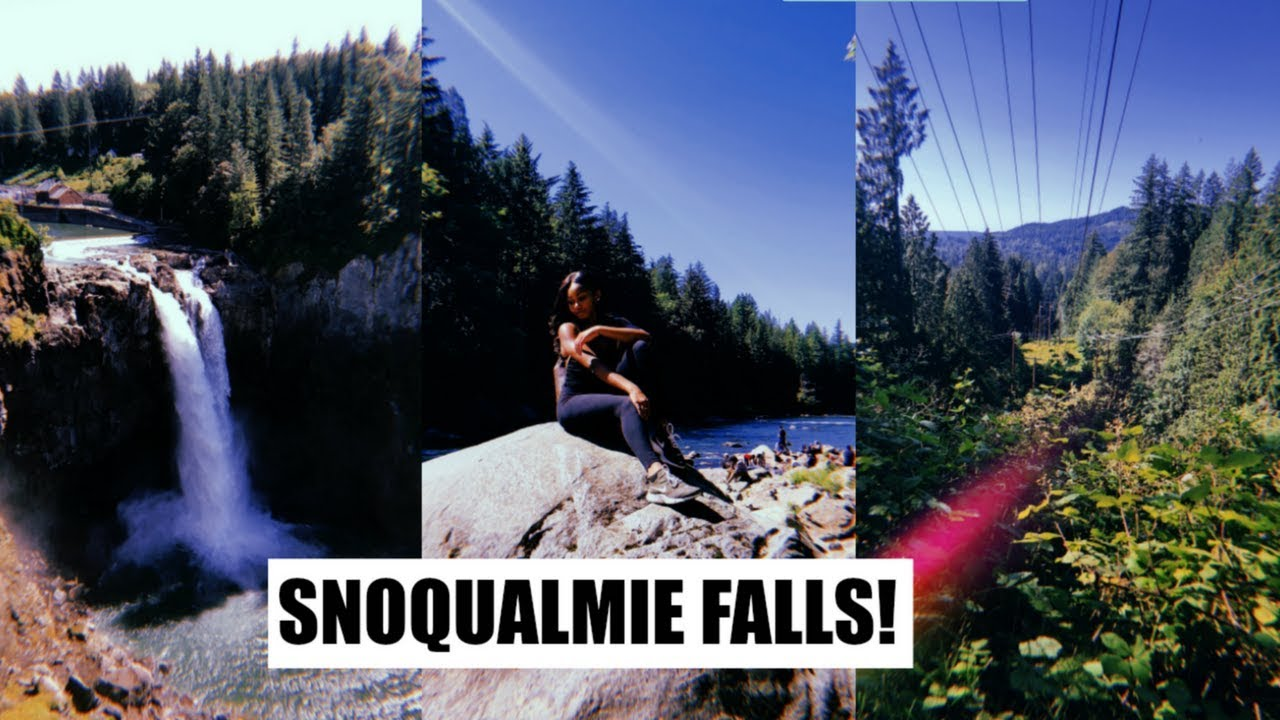 LIFE IN SEATTLE PT 3  | HIKING SNOQUALMIE FALLS!