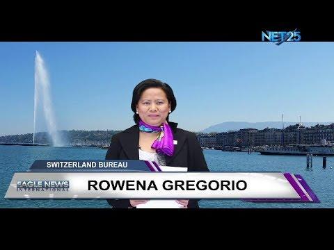 EAGLE NEWS SWITZERLAND BUREAU DECEMBER 5, 2017