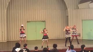 上野公園野外水上音楽堂 12/09 設定ミスで画質悪いですが定点カメラの映...