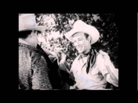 """""""Hands Across the Border"""" (1944) 1/6 with Roy Rogers and Ruth Terry"""