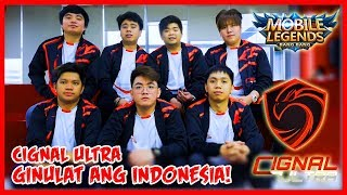 Indonesia was Surprised by Estes & Belerick Pick of Cignal Ultra | Team Flash vs Cignal Ultra