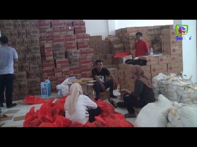 Pemkab Kutai Timur Berikan Bantuan Bagi Warga Terdampak COVID-19