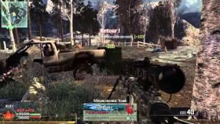 Call od Duty 6 MODERN WARFARE 2 Serial K4 SPAS- 12 montage Online Multiplayer