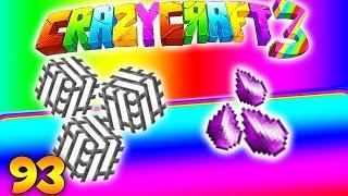 Minecraft CRAZY CRAFT 3.0 - SOUL SHARD MOD #93