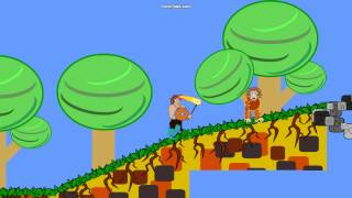 2D Platform Game 03 - Environment Collisions