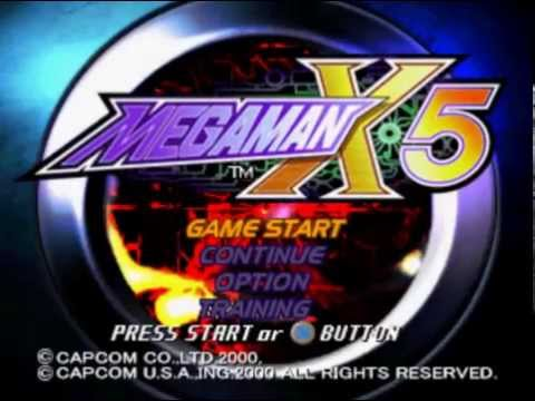 Megaman X5 Part1 (Eurasia city)