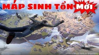 MAP MỚI SINH TỒN ĐỘT KÍCH CFQQ - Rùa Ngáo