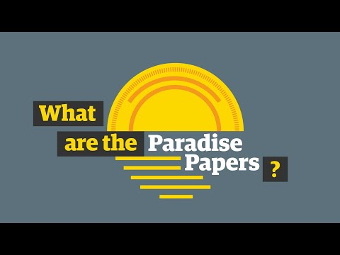 What are the Paradise Papers?
