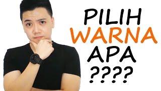 PILIH WARNA APA ???    Tips Memadukan Warna Pakaian Untuk Cowok