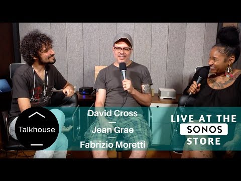 Live at the Sonos Store: David Cross with Jean Grae and Fab Moretti (The Strokes)
