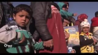 الأردن يستخدم اللاجئين السوريين بمخيم الرقبان كورقة ضغط على الدول الغربية بعد وفاة طفلين