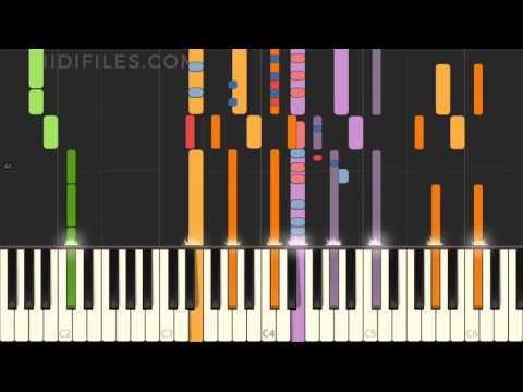 Steady 1234 / Vice ft. Jasmine Thompson (Instrumental version tutorial)