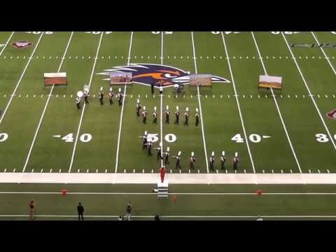Rotan High School Band 2015 - Texas UIL 1A State Marching Contest