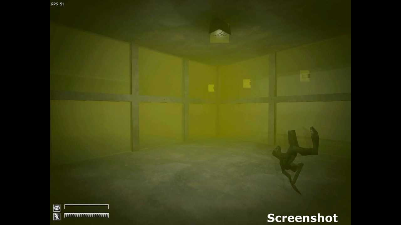 Scp - 372 - In Game Scp-173