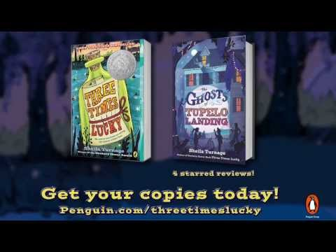 The Ghosts of Tupelo Landing book trailer