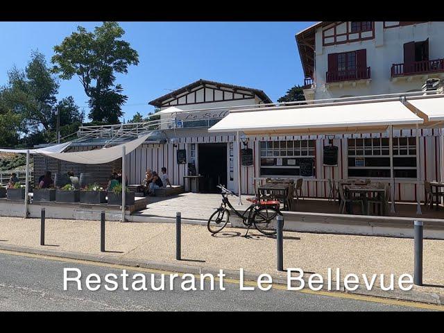 Restaurant Le Bellevue Grand Piquey Cap Ferret une sélection GOCAPFERRET
