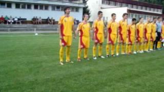 Fotbal FRF : Romania - Danemarca = 4 - 5 (1-0 ; 1-1)