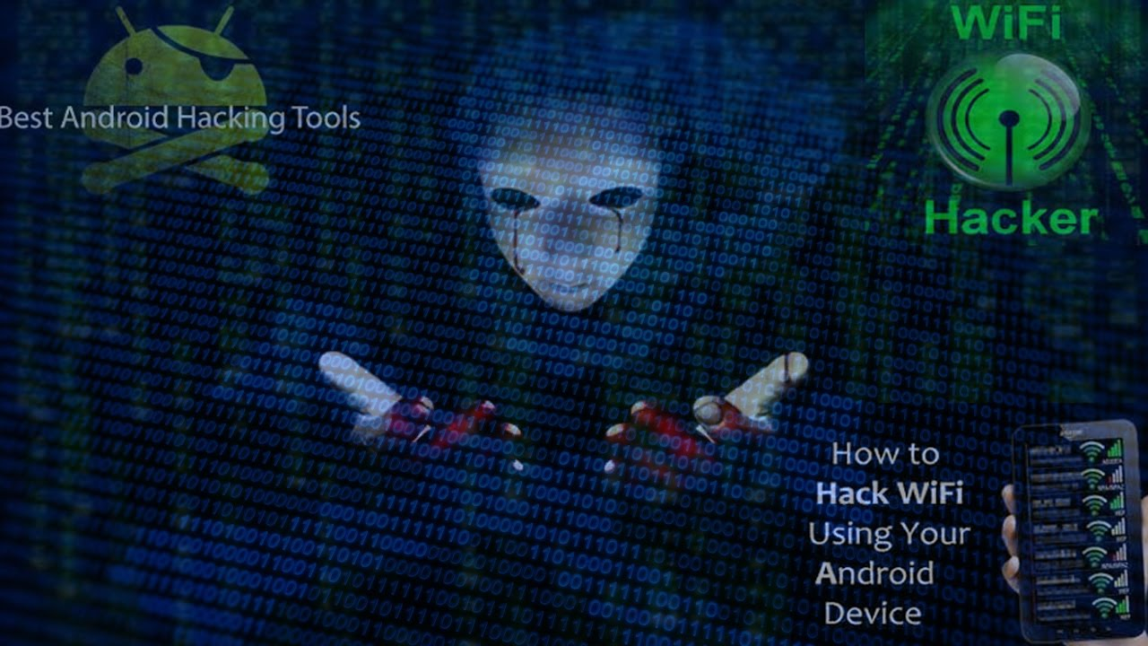 WiFi HACKING APPS For ANDROID 2017 | HOW TO HACK WiFi PASSWORD ORIGINAL |