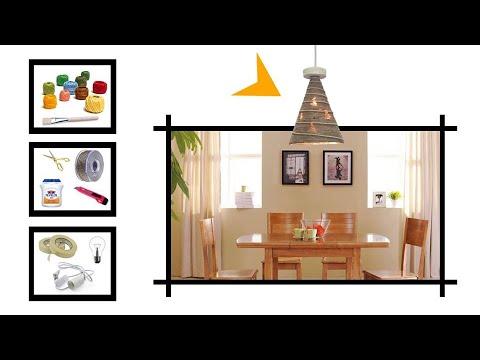 5 minute crafts | lamp for Home | DIY ROOM DECOR | #DIY ...