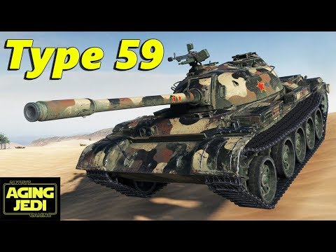 Hype for the Type! Type 59 - World of Tanks
