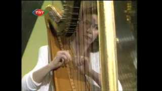 Sevin BERK (harp) Parish Alvars: La Mandoline