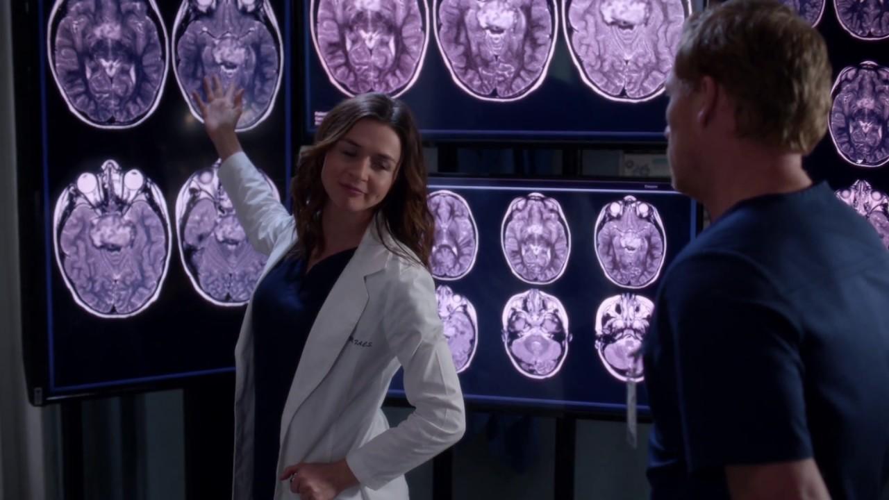 Teddy is Owen\'s Tumor – Grey\'s Anatomy Season 14 Episode 16 - YouTube