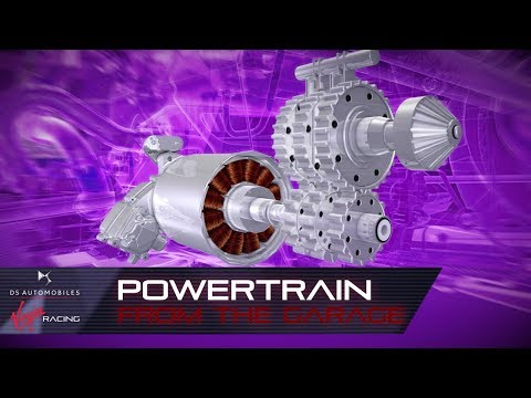 Formula E Powertrain Explained   From The Garage #5