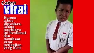 Video Viral! Simak Cara Unik Guru Damaikan Murid Yang Berkelahi download MP3, 3GP, MP4, WEBM, AVI, FLV Oktober 2018