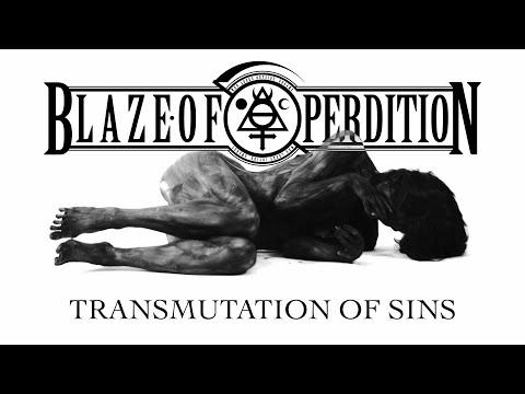 "Blaze of Perdition ""Transmutation of Sins"" (OFFICIAL VIDEO)"